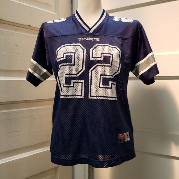 42241f71a89 Dallas Cowboys Emmitt Smith Y Size Med Nike Jersey.  M_5bbf95a1409c15e59e8f1081